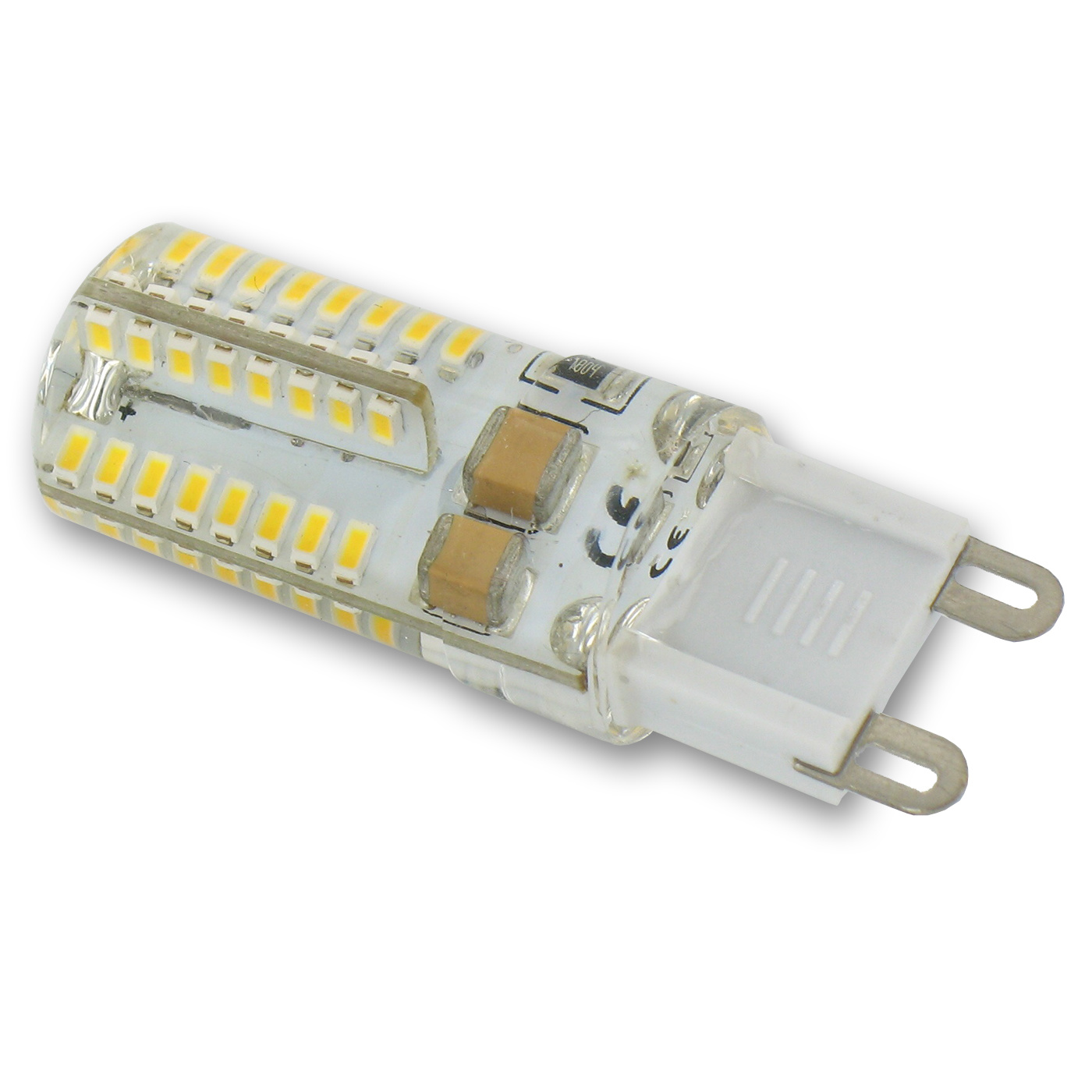 Led Lamp G9 Warm Wit 3 Watt Dimbaar Ledstripxl