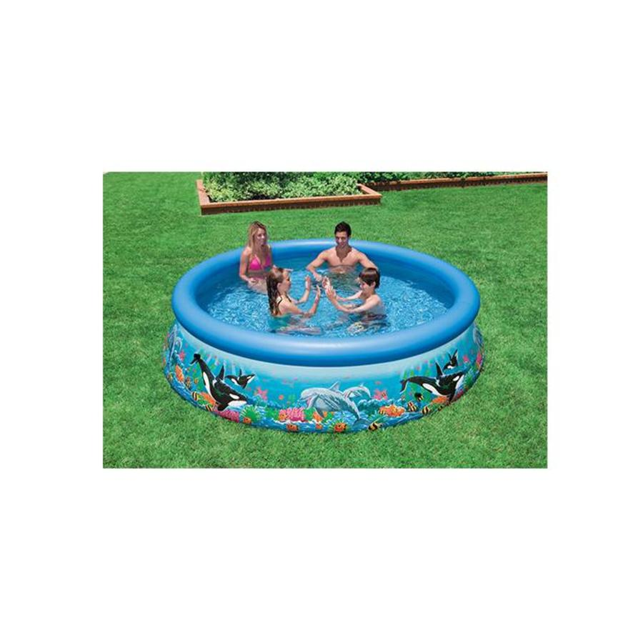 Zwembad Heater Intex Intex Ocean Reef Easy Set Intex Zwembad