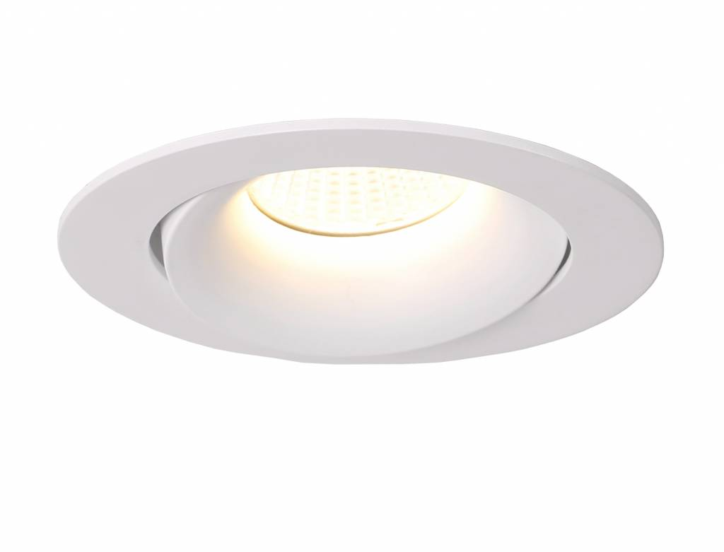 Spot A Encastrable Spot Encastrable Blanc Ou Noir Pour Spot Gu10 Ou Module Led 85 110mm