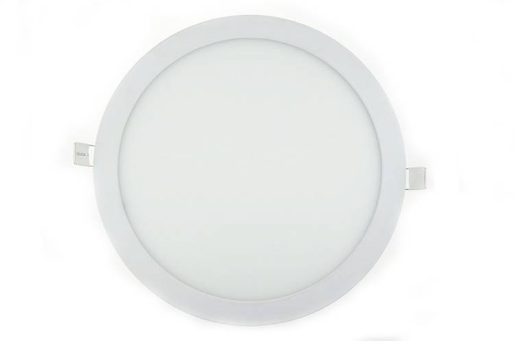 Dalle Exterieur Ronde Dalle Led Plafond Ronde Encastrable 24w 300mm Diamètre