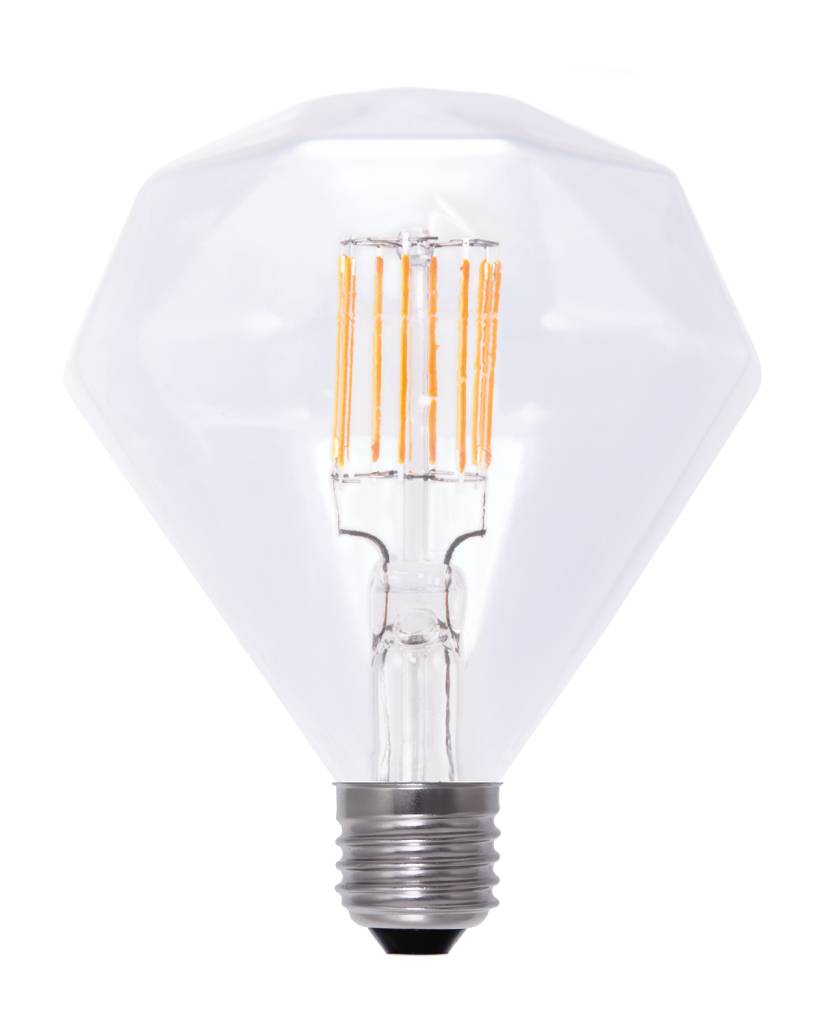 10 Watt Led Is Hoeveel Watt Gloeilamp Led Lamp Diamant E27 6w Filament