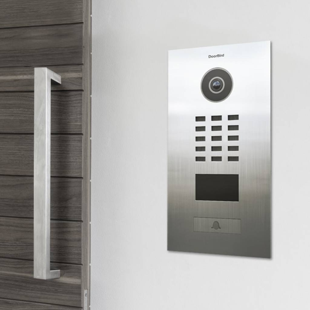 Automatische Deur Doorbird D2101v Ip Video Door Station | Wifimedia