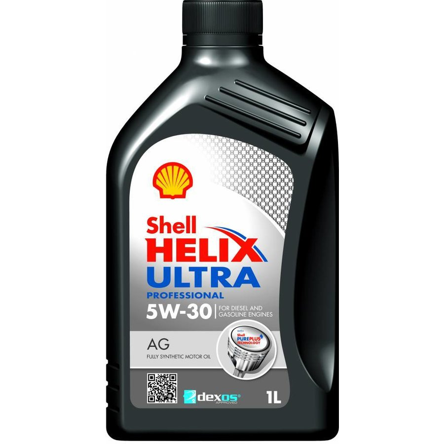 Motorolie Specificaties Shell Helix Ultra Pro 5w 30 Ag Motorolie 1 Lt