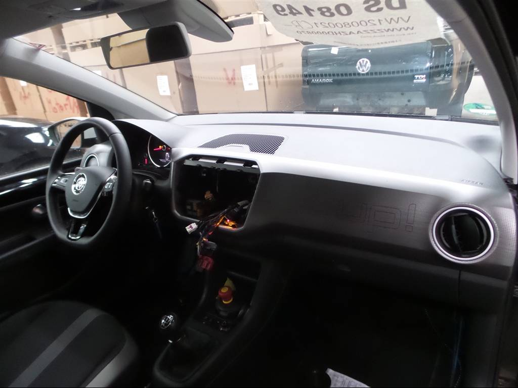 Interieur Vw Up Vw Up Facelift Interieur Set Stof Airbagonline B V