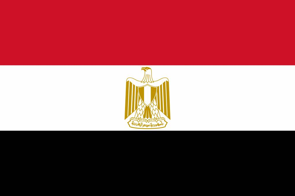 Egypt flag clipart - country flags