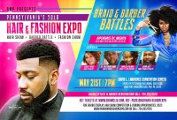 PA 2018 Hair and Fashion Expo