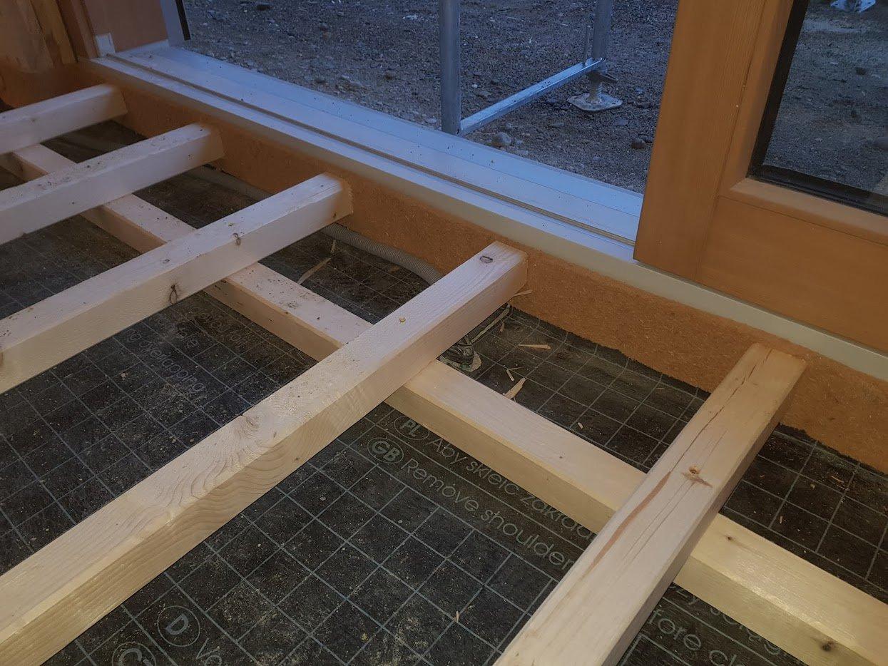 Fußboden Mit Dämmung ~ Fußboden dämmen dünn nachrüstung einer fußbodenheizung im altbau