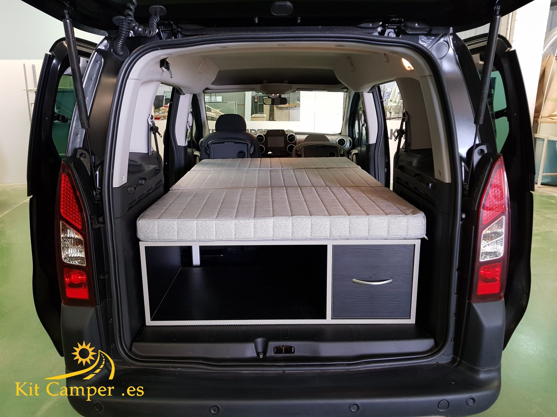 Mueble Camper Berlingo Mueble Camper Para Berlingo, Kit Camper Para Berlingo
