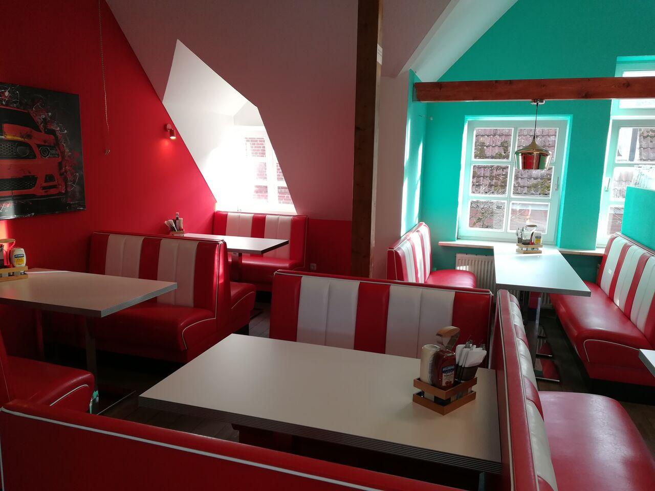 First Diner Restaurant Heiligenhafen Amerikanische Küche In