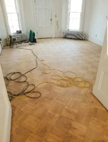Hardwood Floor Refinishing In Findlay Oh
