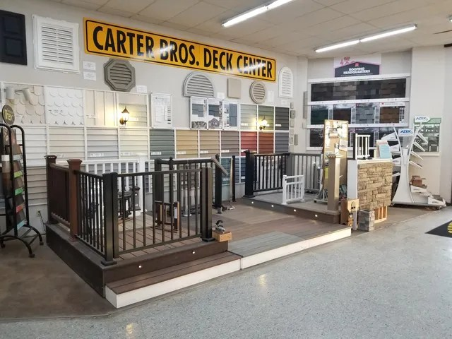 Decking Springfield, IL Carter Bros Lumber Co