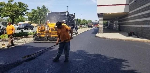 Parking Lot Maintenance Concord, CA Apco Paving Co
