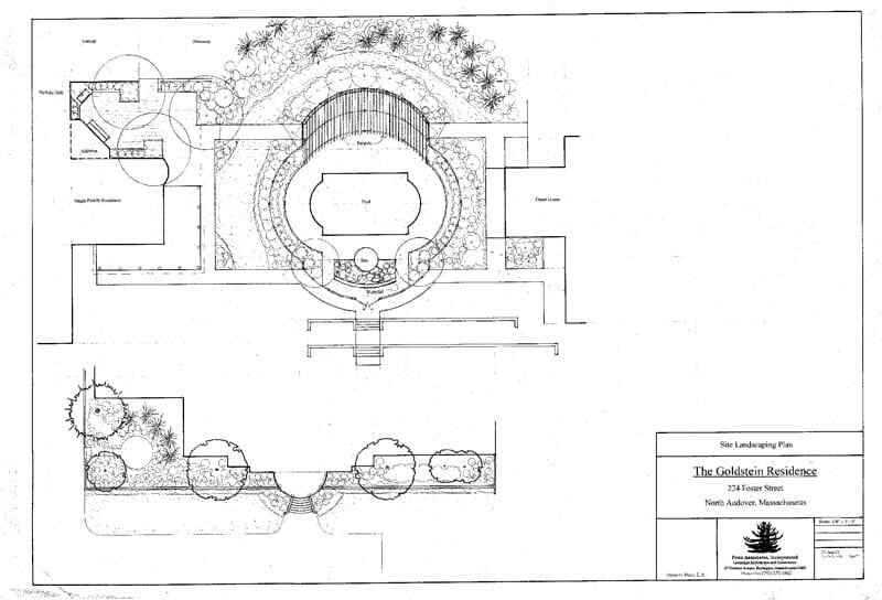 Landscape Architecture - Burlington MA - Prato Associates Inc