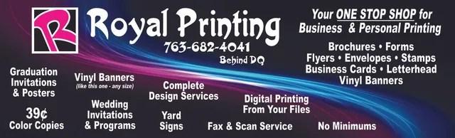 Business Printing Brochures Buffalo, MN