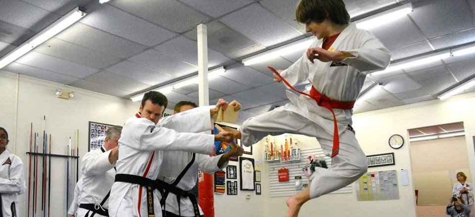 Bowman Martial Arts Taekwondo Class Schedules Folsom, CA