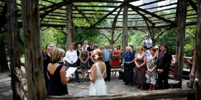 Central Park: Cop Cot Weddings | Get Prices for Wedding Venues in NY