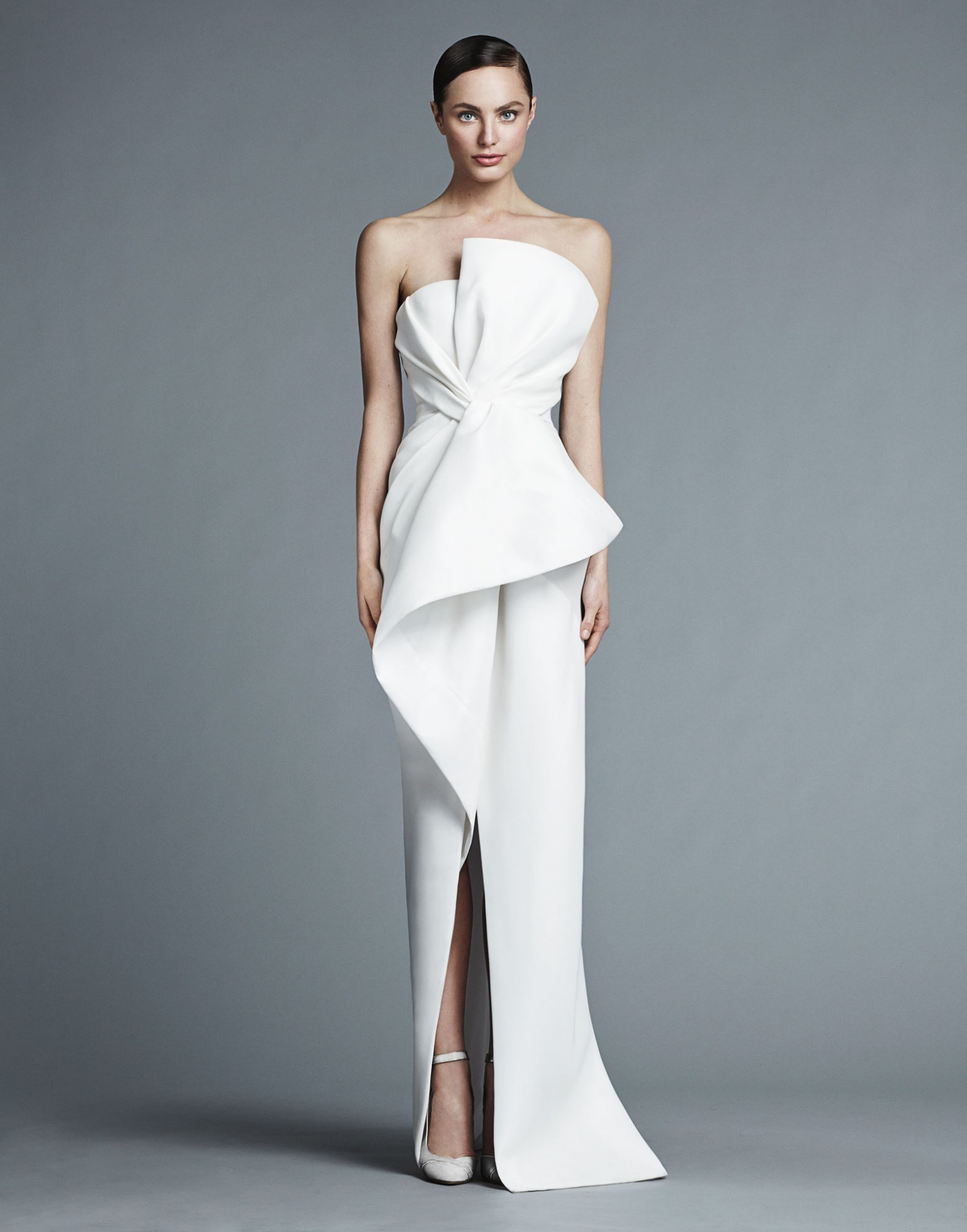 your favorite plain wedding gown share it here wedding gowns
