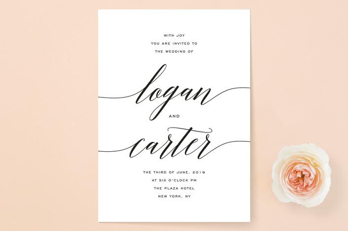 Help Me Decide On A Wedding Invitation
