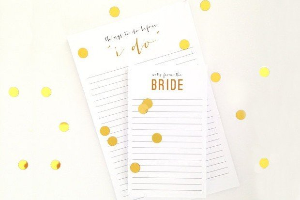 Your Complete Wedding Checklist weddingsonline