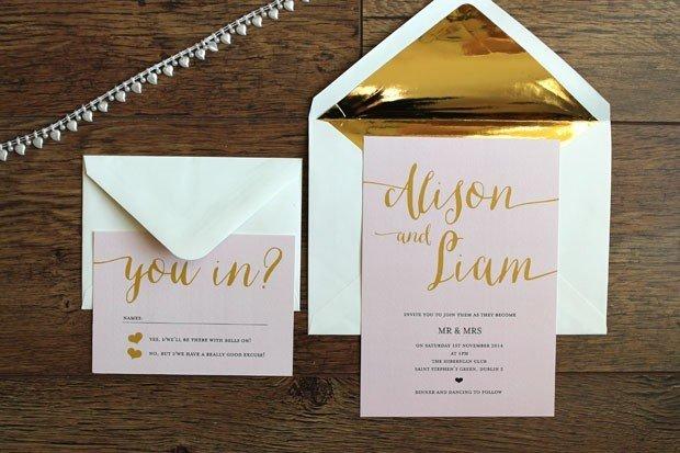 Your Guide to Wedding Invitation Wording weddingsonline