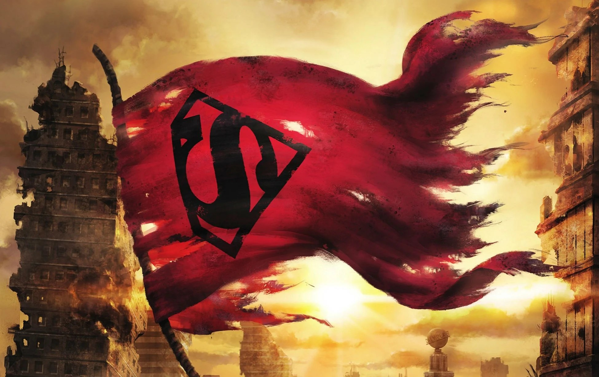 Wallpaper Lost Girl The Death Of Superman Blu Ray Release Date And Extras Revealed