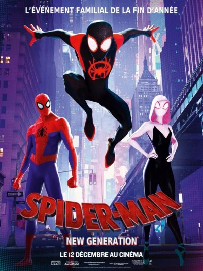 Peter Fights The Prowler In New Spider-Man: Into The Spider-Verse Trailer