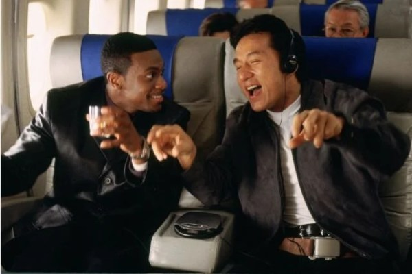 "Chris Tucker On Possibility Of Rush Hour 4: ""We're Trying To Get It Going"""