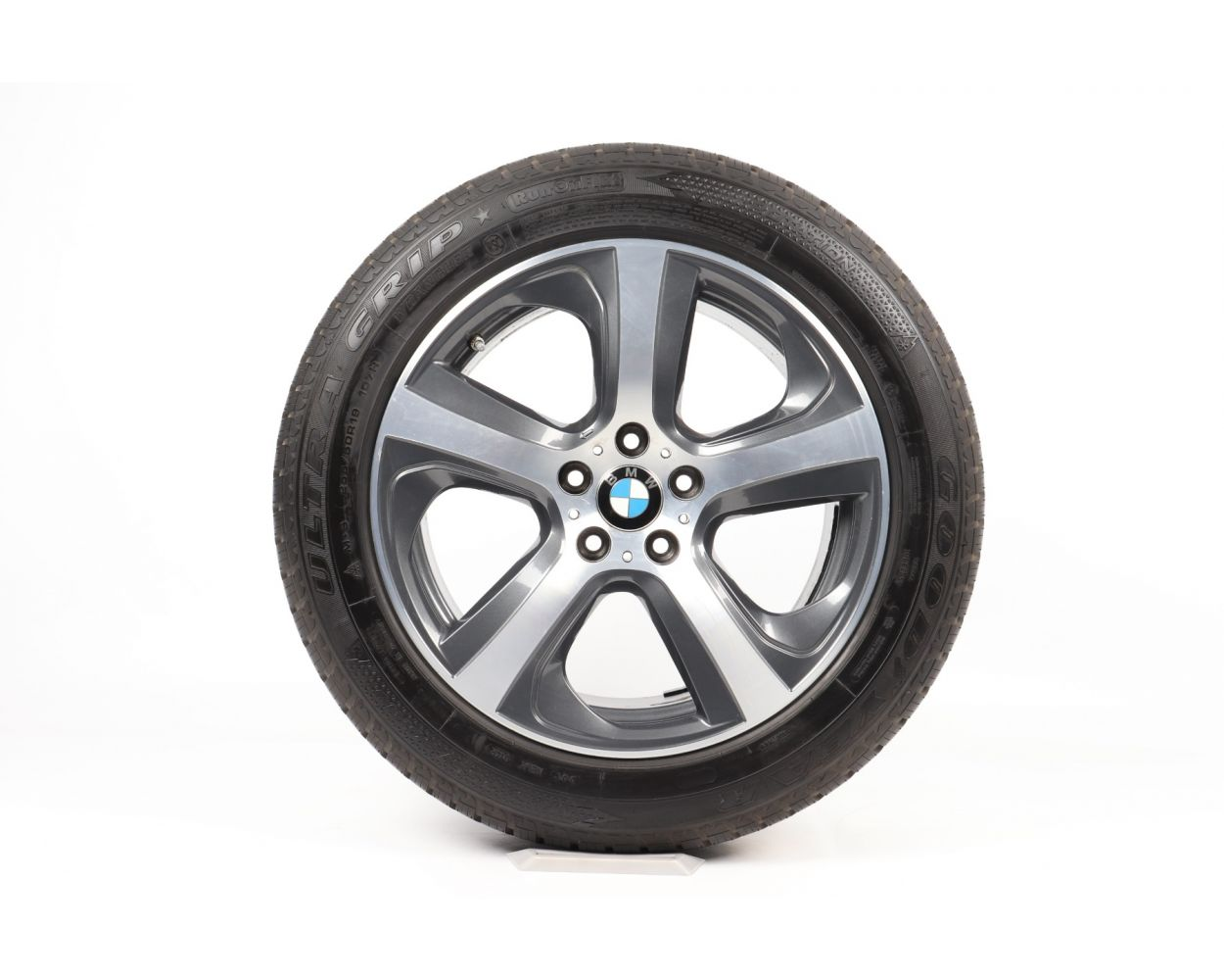 Original Bmw X5 F15 19 Zoll Sommerradsatz 447 W Spoke