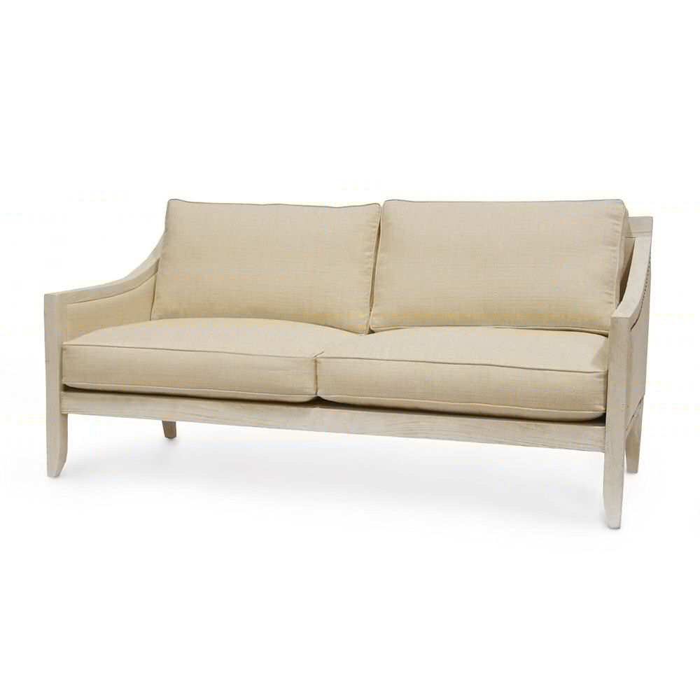 Sofa Rattan Palecek Edgewater Sofa 7460 Rattan Wicker Furniture