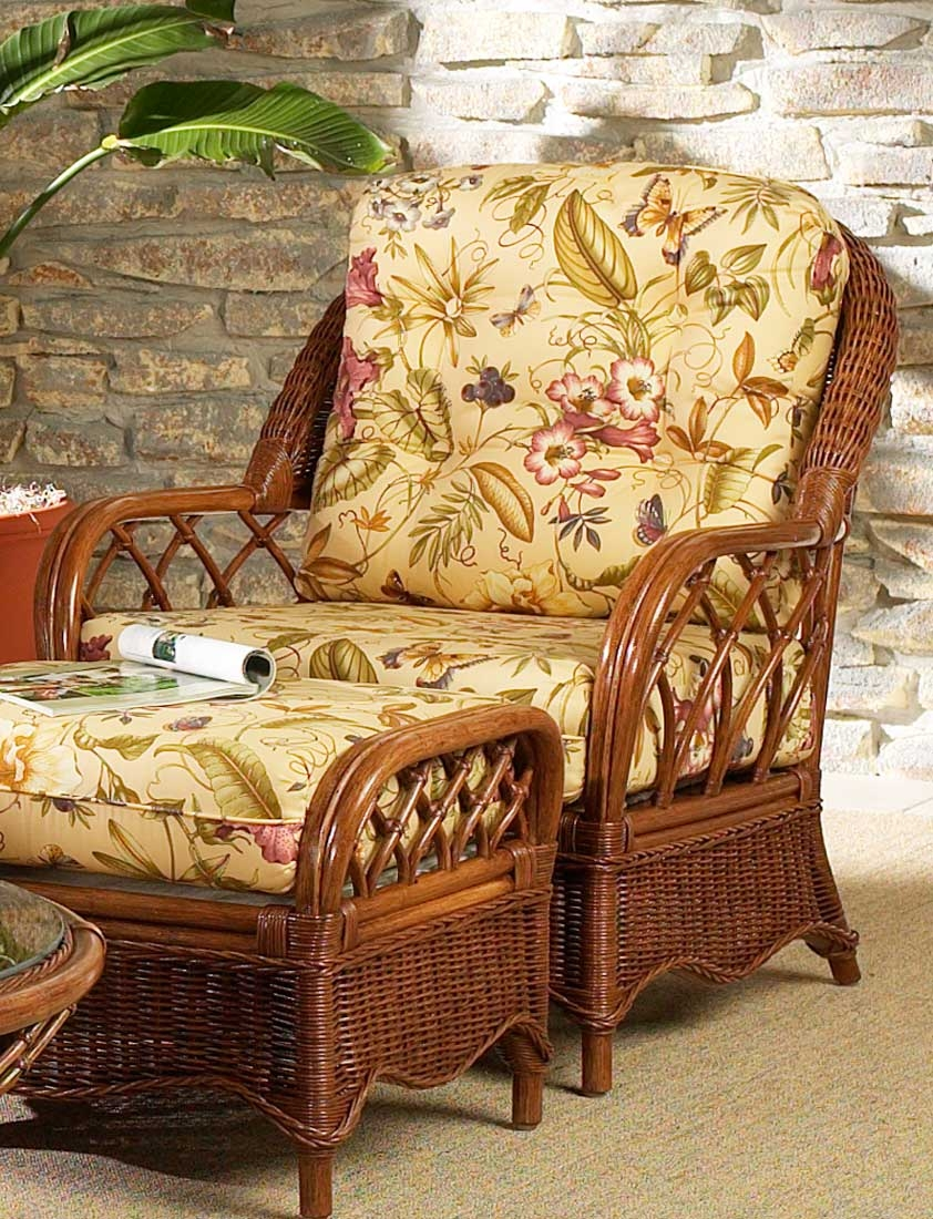 Rattan Lounge Chair Philippines Eastwind Natural Rattan Lounge Chair