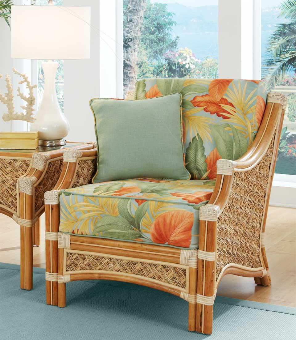 Rattan Lounge Chair Philippines Natral Rattan Lounge Chair Aloha