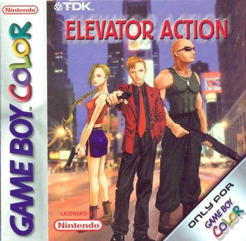 Boss Guide Elevator Action Ex — Strategywiki, The Video Game