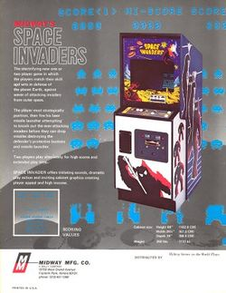 Space Invaders — StrategyWiki, the video game walkthrough and strategy guide wiki