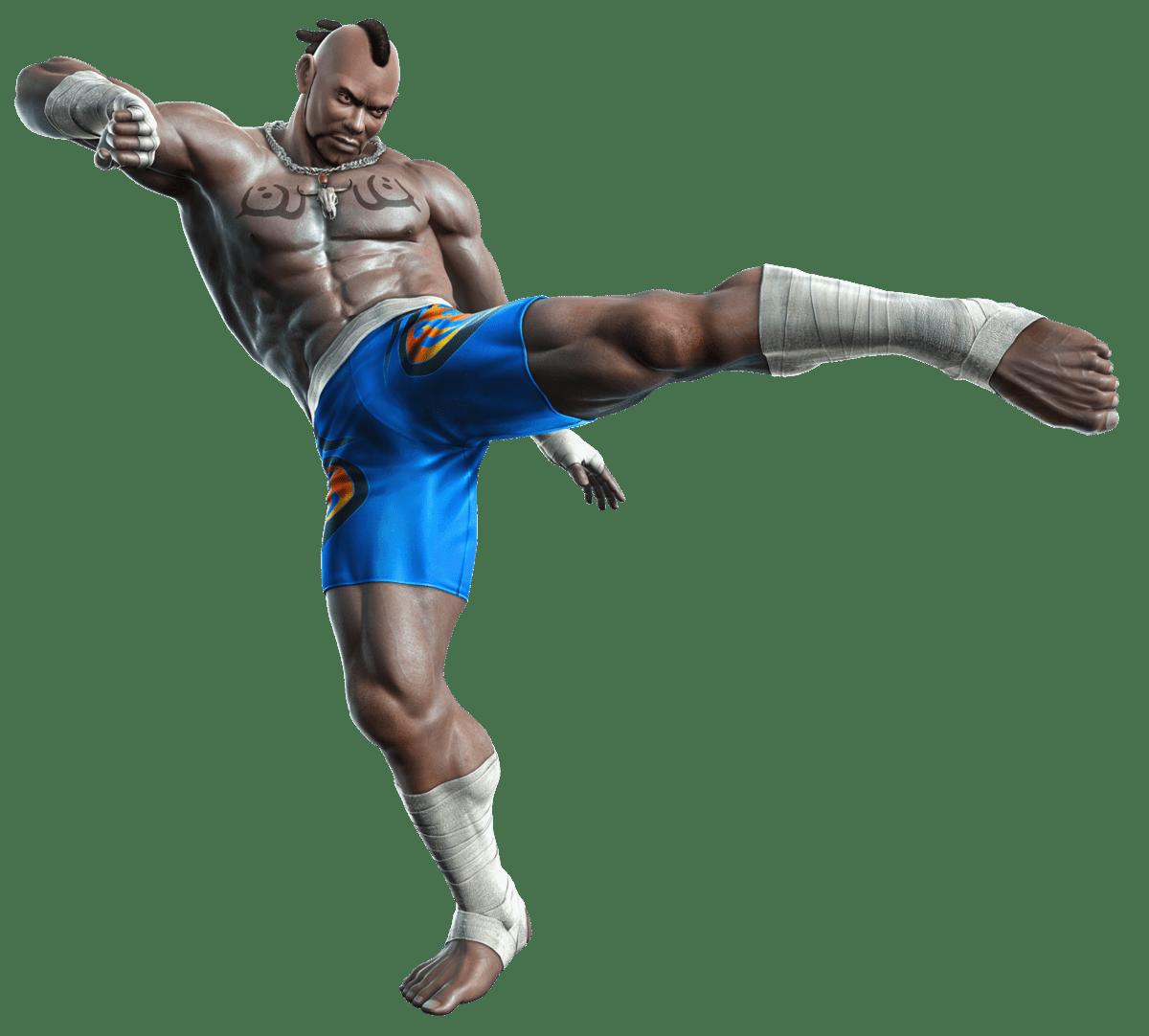 3d Kickboxing Wallpaper Tekken Bruce Irvin Strategywiki The Video Game