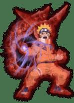 Naruto As Nine Tailed Fox