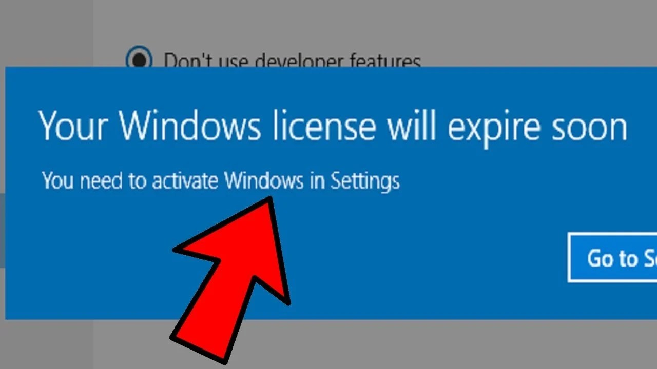 Activate windows 10 with windows 7 license ltt fix your windows license will expire soon error on windows 10 81 or ccuart Choice Image
