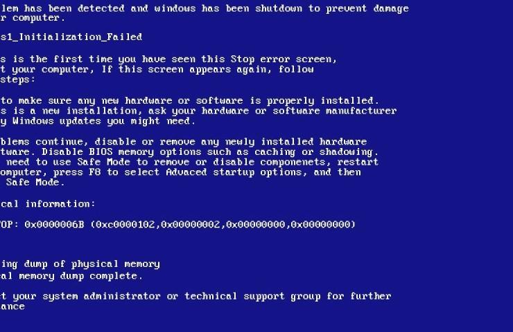 Fall Wallpaper For Windows 10 Fix Critical Service Failed Bsod Error In Windows 10