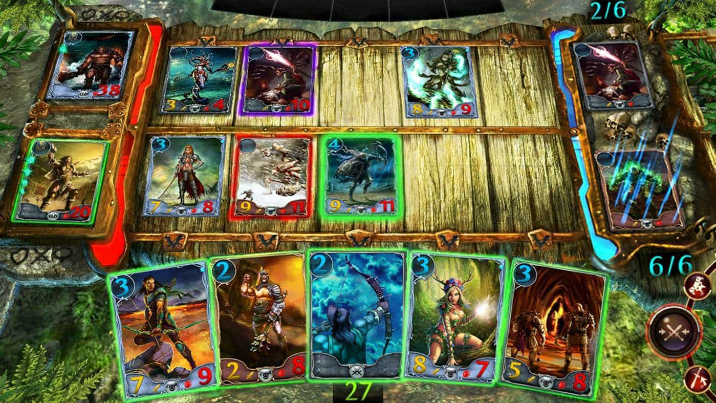 Online Card Games 5 Of The Best Windows 10 Collectible Card Games