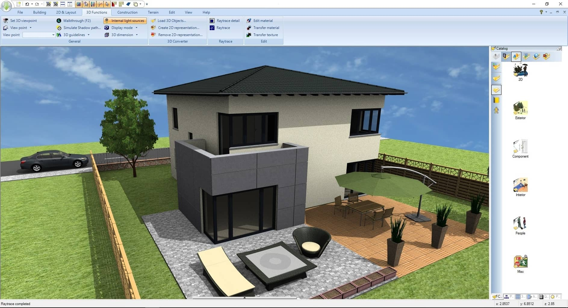 Design Your House Ashampoo Home Designer Pro 4 Lets You Plan And Design Your