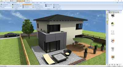 Ashampoo Home Designer Pro 4 lets you plan and design your ...