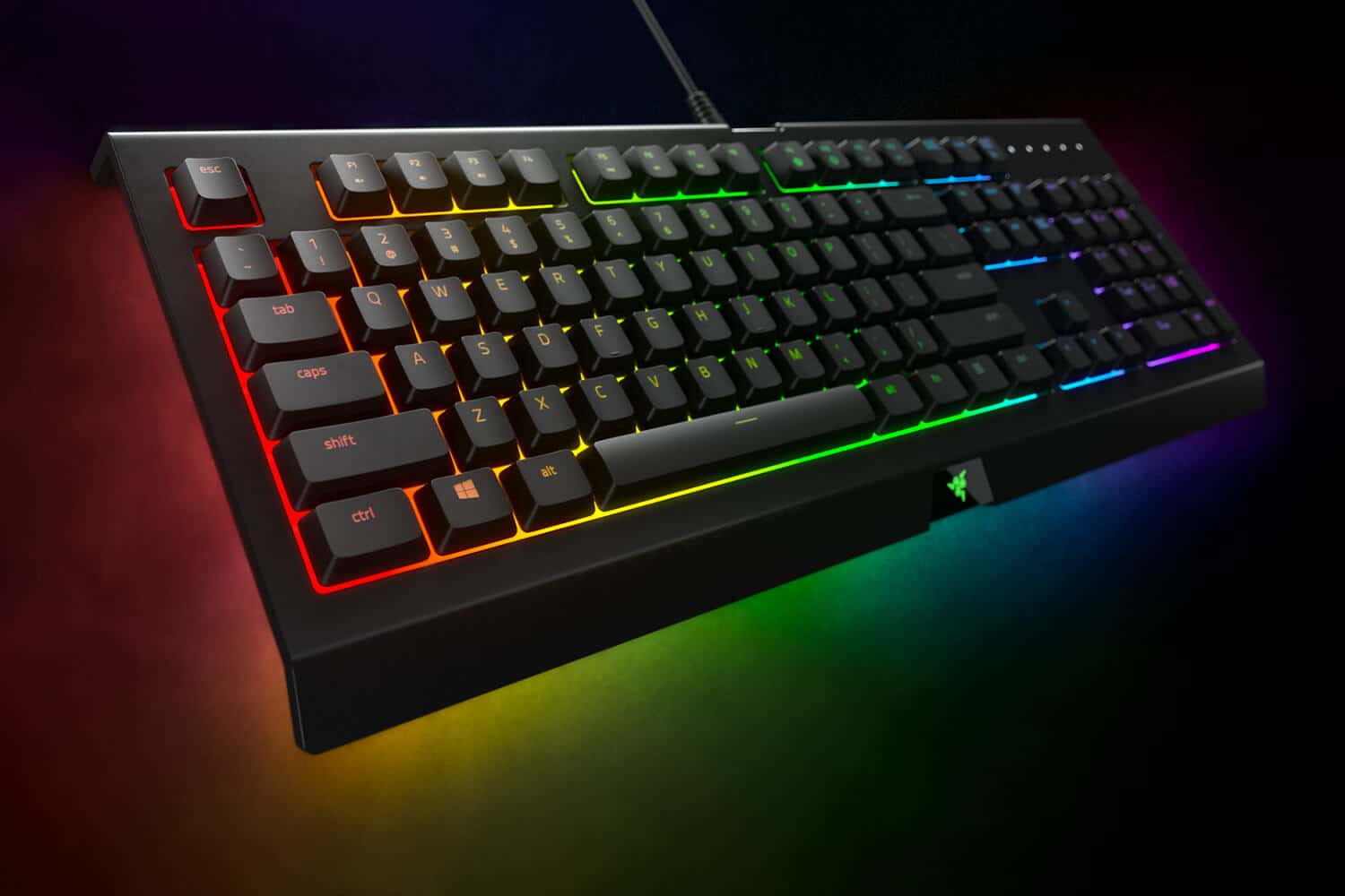 Fall Creators Update Wallpaper Razer S New Rgb Gaming Keyboards Are Spill Resistant And