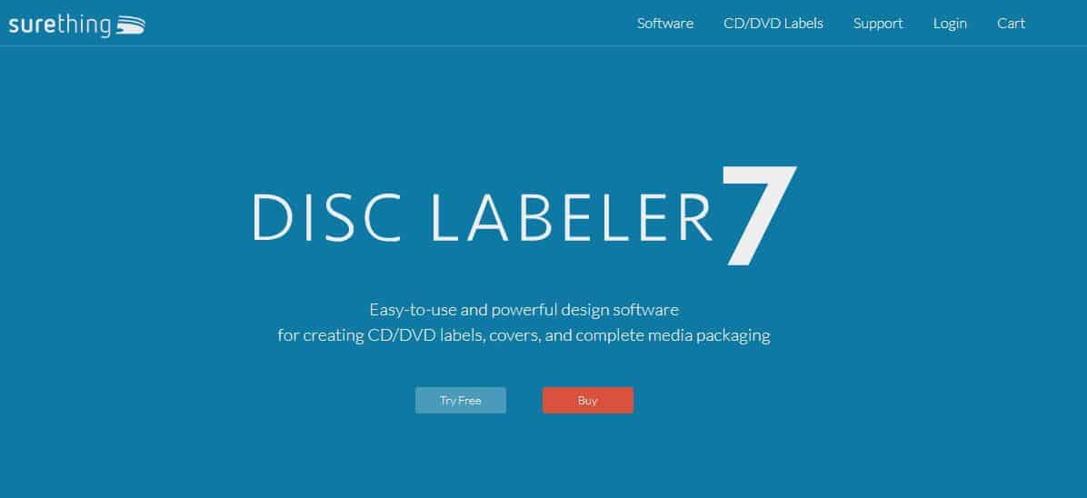 4 best CD label software to create stunning discs - create cd labels