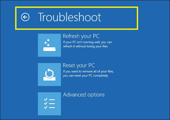 Can\u0027t factory reset Windows 10 Here are 6 ways to fix this issue