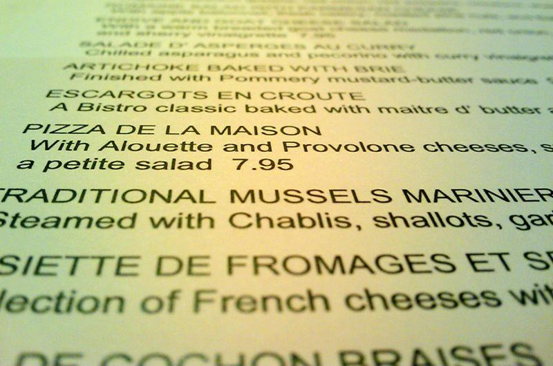 7 tips for writing menus