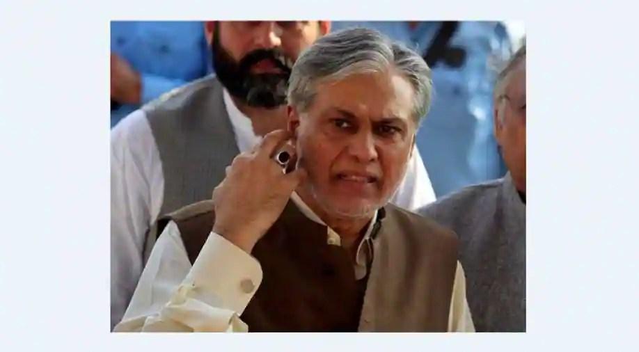 Pakistan Court Issues Arrest Warrant For Finance Minister