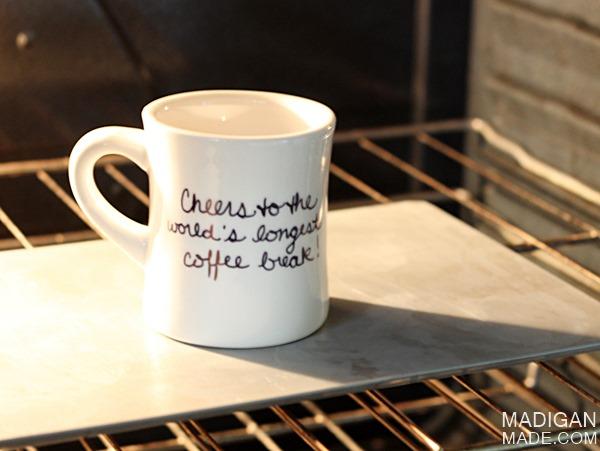 Cute Coffee Mug Wallpaper How To Design Your Own Custom Mugs Using Sharpies