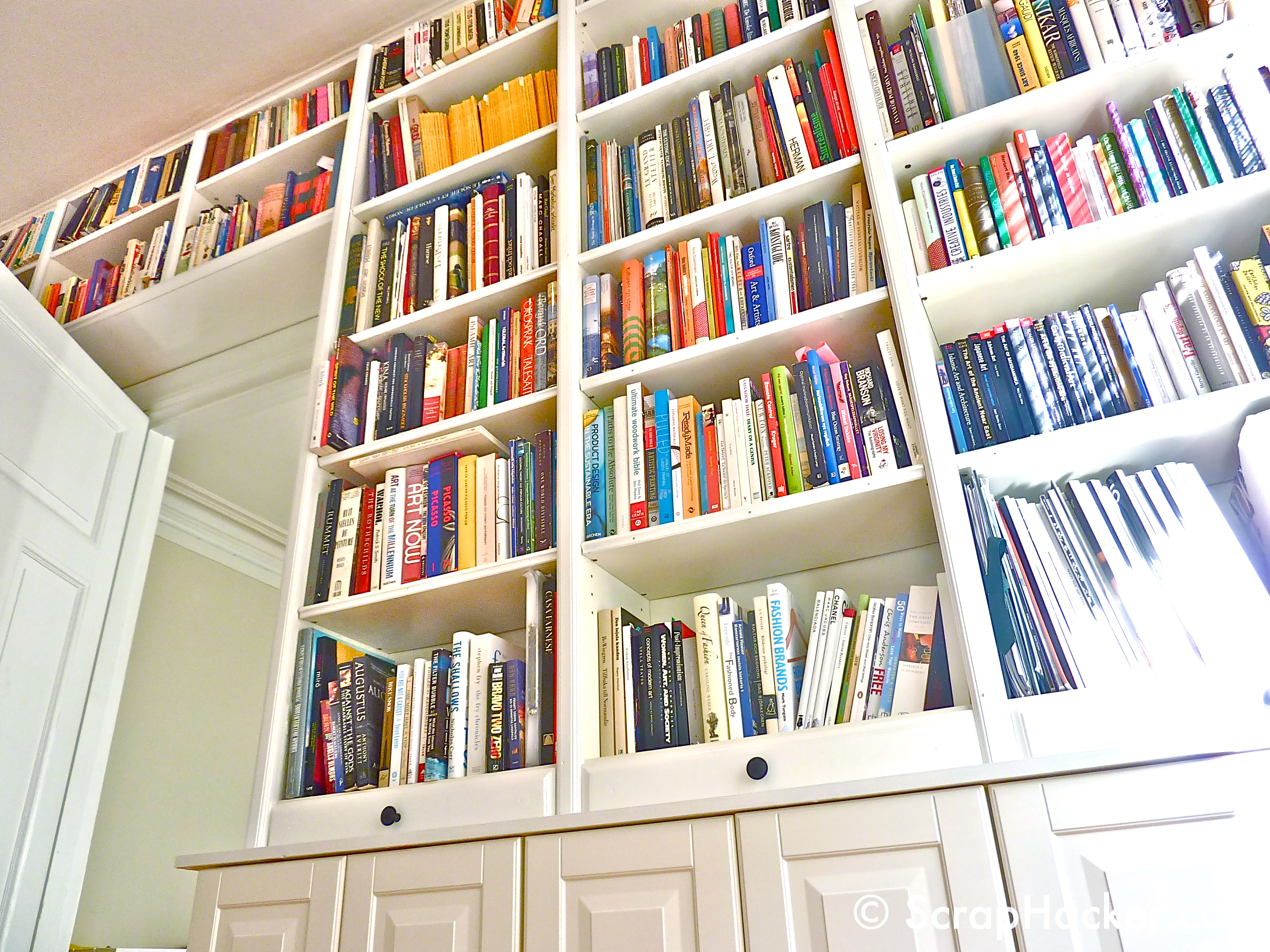 8 Stylish Ways To Design A Home Library Or Reading Nook