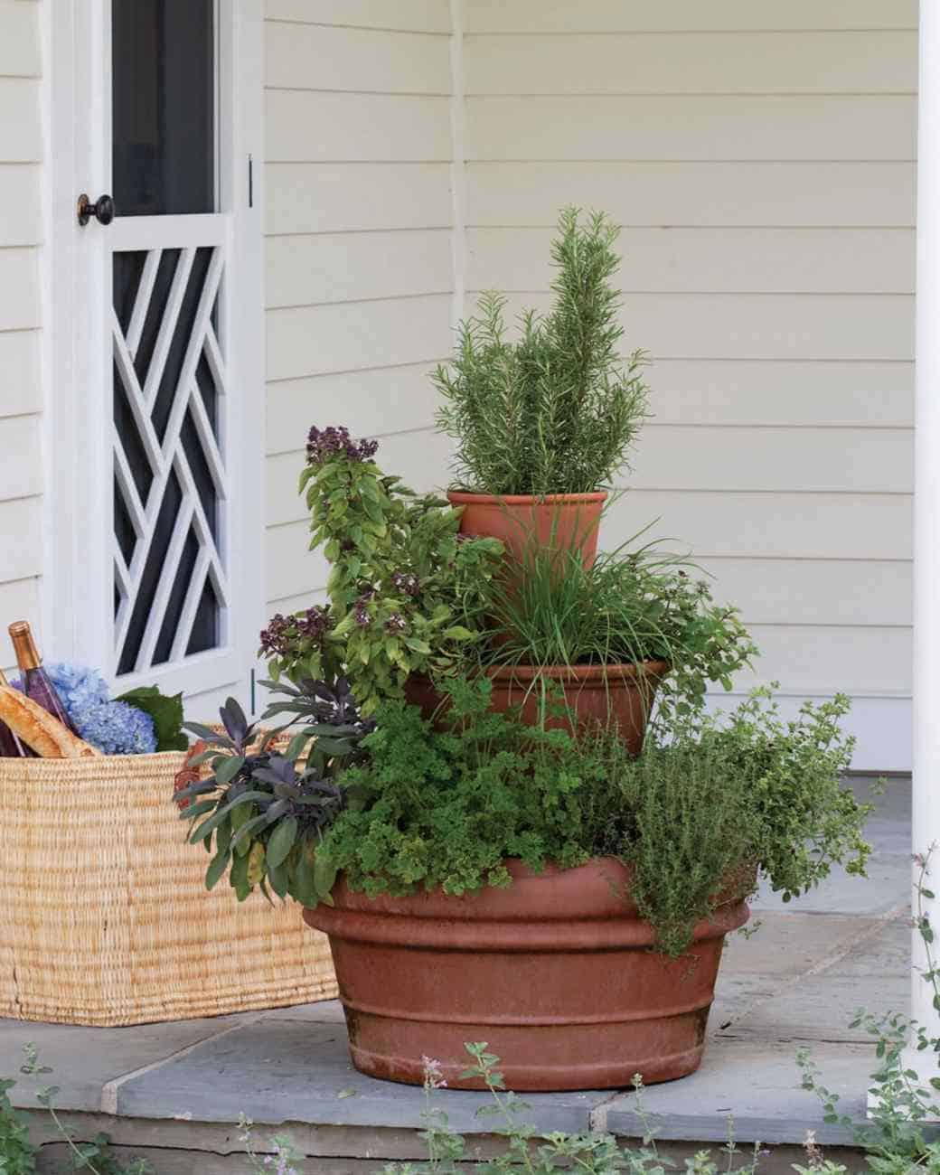 Herb Planter Pot 10 Ways To Show Off Your Green Thumb With Cool Diy Planters