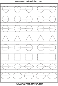 Preschool Shapes Worksheet / FREE Printable Worksheets ...