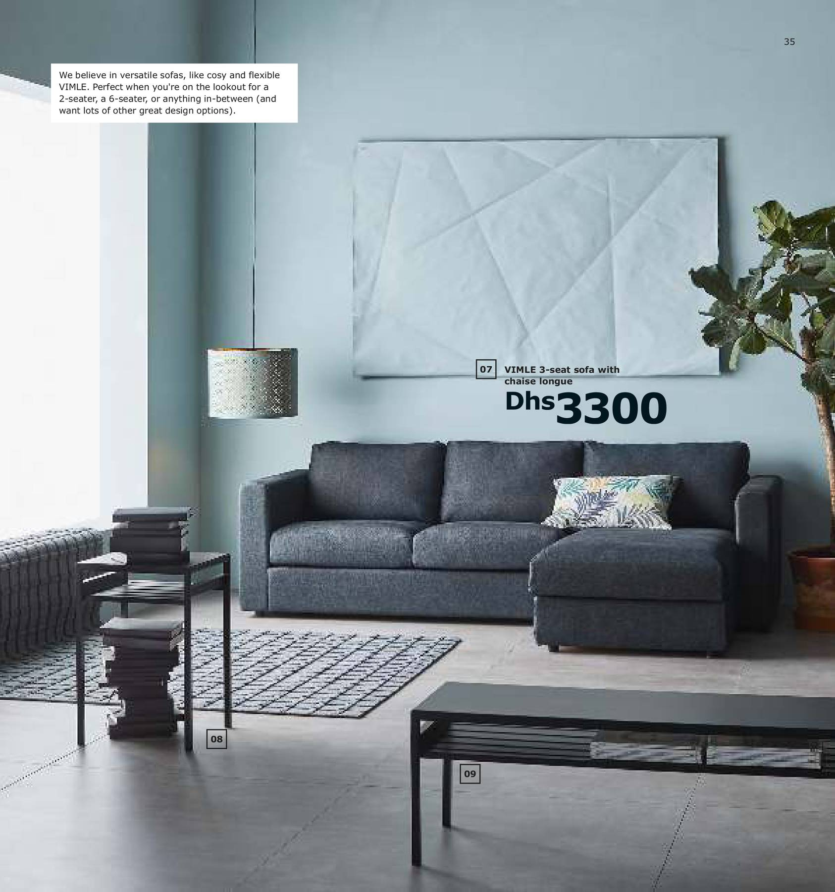 Vimle Sofa Ikea Dubai Best Furniture Offers From Ikea Until 31st July Ikea Offers